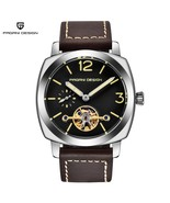 PAGANI DESIGN Luxury Top Brand Men's Automatic Mechanical Watch High Quality Lea - $151.50