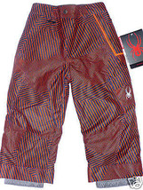New Spyder Mini Independent Ski Snowboard Waterproof Insulated Pants kid... - $75.76