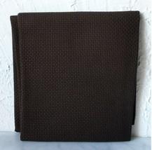 "Dark  Brown Aida Cross Stitch Fabric - 8 Count - Cotton - 30"" x 34-1/2"" - $28.45"