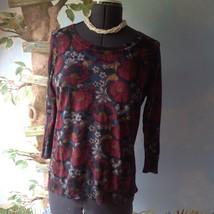 Ann Taylor Loft  Women's 3/4 Sleeve Knit Sweater Cardigan Top Size Large - $28.71