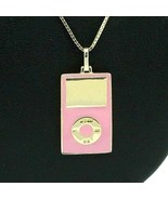 """Complete Technique Pink iPod Classic Sterling Silver Pendant """"500 Made"""" ... - $128.70"""