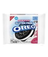 Nabisco Oreo Double Stuf Gluten Free Chocolate Sandwich Cookies FREE SHIP - $18.99