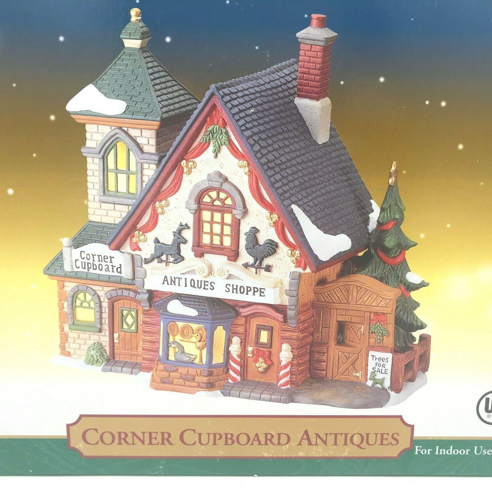 Santa S Workbench Christmas Village Corner And 50 Similar Items