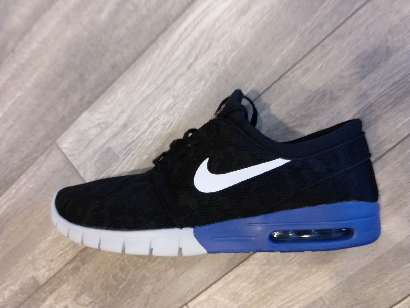 new product 26b9b 1c817 Nike SB Stefan Janoski Max Black Deep Night and 50 similar items
