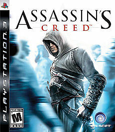 Assassin's Creed (Sony PlayStation 3, 2007)