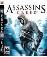 Assassin's Creed (Sony PlayStation 3, 2007) - $6.72