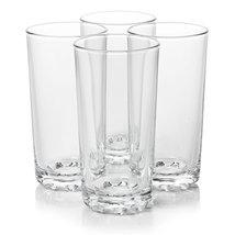 Wilko Functional Hi-ball Glasses 4pk - $9.23