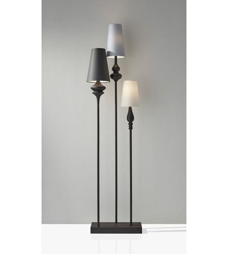 Adesso 3019-26 Jasmine Floor Lamps 1-light