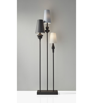 Adesso 3019-26 Jasmine Floor Lamps 1-light - $300.00