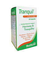 HEALTH AID - TRANQUIL - HERBAL BLEND TO SUPPORT HARMONY & TRANQUILITY - ... - $52.00