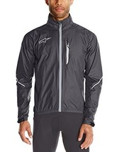 Alpinestars Men's Descender Windproof Jacket, X-Large, Black - $78.62