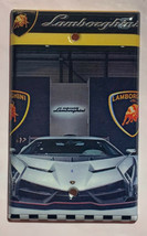 Lamborghini auto sport car Light Switch Power outlet Wall Cover Plate Home decor image 2
