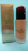 Kevyn Aucoin THE SENSUAL SKIN FLUID FOUNDATION SF13 Dark Beige Rich 0.68... - $9.82