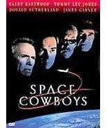 Space Cowboys DVD (Clint Eastwood, Tommy Lee Jones, Donald Sutherland,  Garner) - $9.99