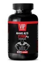 muscle building testosterone - AMINO ACID 2200MG 1B - amino acids glutamine - $17.72