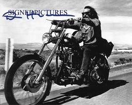 DENNIS HOPPER SIGNED AUTOGRAPH 8X10 RP PHOTO EASY RIDER CLASSIC BILLY - $16.99