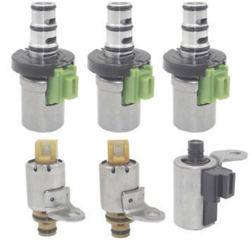 FNR5 Shift Solenoid Set Ford Fusion 2005-up Lifetime Warranty