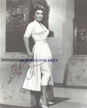 ELIZABETH TAYLOR SIGNED RP PHOTO RAVISHING - $13.99