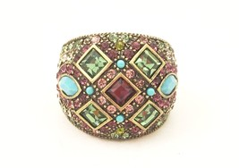 Heidi Daus Jewelry Artful Treasure Collection Ring size 8 - $44.55