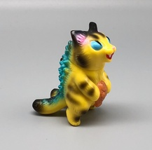 Max Toy Yellow Tiger Micro Negora - Blue Eyes image 2