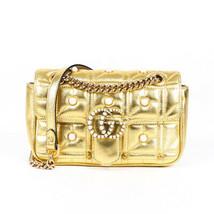 Gucci Mini Marmont Matelasse GG Pearl Shoulder Bag - $1,935.00