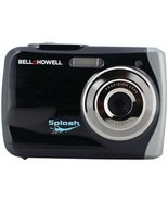 BELL+HOWELL WP7-BK 12.0-Megapixel WP7 Splash Waterproof Digital Camera (... - $75.47