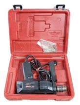 "Craftsman 3/8"" Electric Wired Drill Red Case Model 315.101430 Extra Hand... - $58.79"