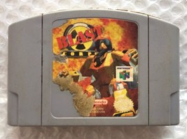 ☆ Blast Corps (Nintendo 64 1997) AUTHENTIC N64 Game Cart Tested Works ☆ - $8.99