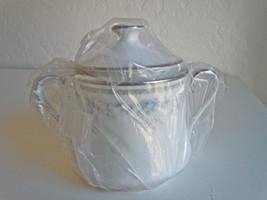 Lenox Bluets Sugar Bowl and Lid - $23.75