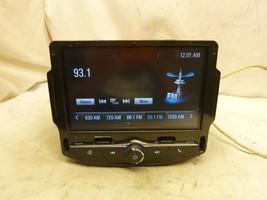 16 2016 Chevrolet Cruze Mylink Radio Touch Screen Display 42473831 DCM30 - $62.37