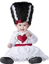 Incharacter Mini Monster Bride Frankenstein Infant Baby Halloween Costum... - $47.06
