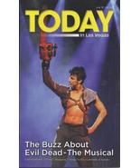 EVIL DEAD, The Musical in TODAY Magazine July 2013 - $5.95