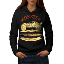 Monster Racing Sweatshirt Hoody Car Model Women Hoodie - $21.99+
