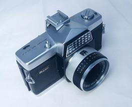 RICOH 35 Flex Vintage SLR Film Camera 50mm f/2.8 Lens Japan - $52.00