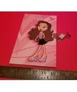 Bratz Doll Craft Writing Activity Zada Locking Dairy Lock Key Lined Page... - $18.99
