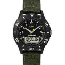 Timex Expedition Katmai Combo 40mm Watch - Black Case & - $74.84