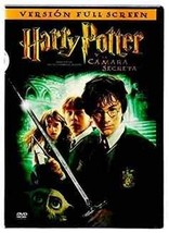 DVD - Harry Potter y La Camara Secreta DVD  - $5.13