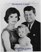 John F Kennedy And Jacqueline O Signed Rp Photo Jfk - $13.50
