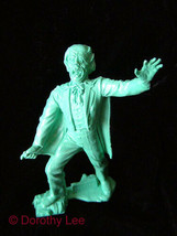 Phantom Of The Opera Marx Figure Halloween sea green Universal Monster - $16.99