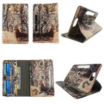 "Camo Tail Deer Tablet Case 8 Inch  For Samsung Galaxy Tab A 8"" 8Inch Android Tab - $19.17"