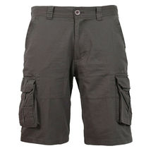 Men's Cotton Multi Utility Pockets Relaxed Fit Casual Outdoor Army Cargo Shorts image 7