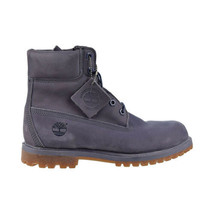 Timberland Premium 6-Inch Waterproof Women's Boots Salt Blue TB08131B - $160.00