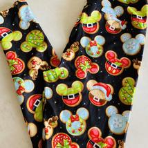 Disney Christmas cookies ladies OS (one size) or TC (tall and curvy) leg... - $25.00
