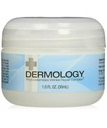 Dermology Anti Aging Wrinkle Repair Solution Complex Cream with Phytocer... - $39.99