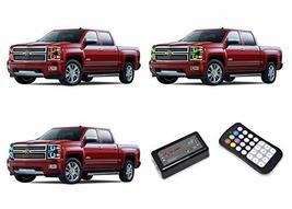 FLASHTECH for Chevrolet Silverado 14-15 V.3 Fusion Color Change RGB Mult... - $262.64