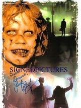 LINDA BLAIR SIGNED AUTOGRAPHED RP PHOTO THE EXORCIST - $13.99