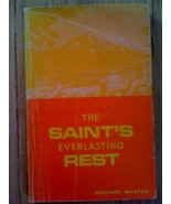 The Saint's Everlasting Rest By Richard Baxter Softback Christian Classi... - $9.99