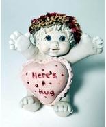 "1998 vintage DREAMSICLE ""HERES A HUG"" LOVE NOTES  - $8.00"