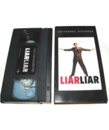 LIAR LIAR For Your Consideration Academy Awards Screener VHS Movie Jim C... - $19.99