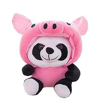Lovely Panda Pig Soft Comfortable Plush Toy/Nice Gift/Home Decor - $12.96